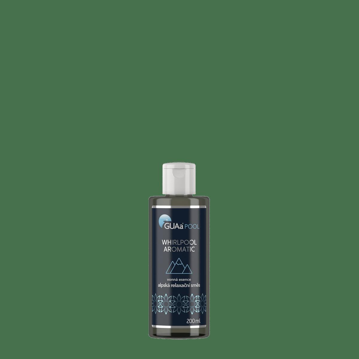 GUAa POOL WHIRLPOOL AROMATIC - Alpská relaxační směs - vonná esence pro vířivé a masážní vany