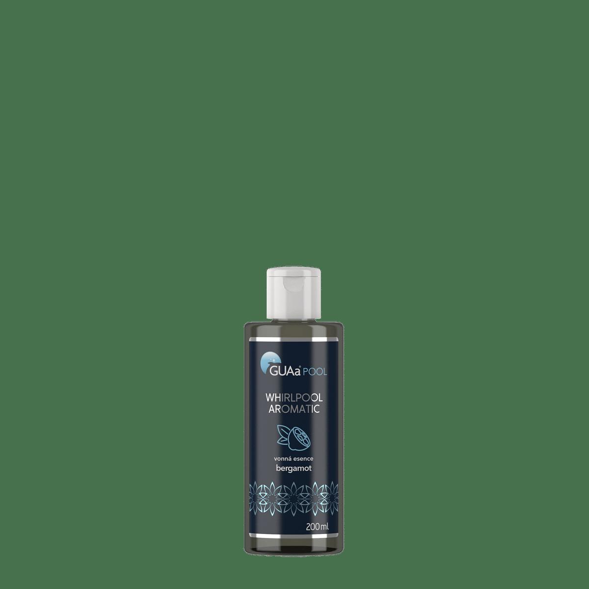 GUAa POOL WHIRLPOOL AROMATIC - Bergamot - vonná esence pro vířivé a masážní vany