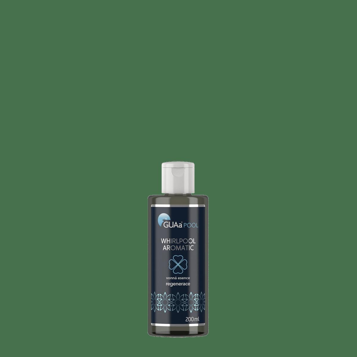 GUAa POOL WHIRLPOOL AROMATIC - Regenerace - vonná esence pro vířivé a masážní vany