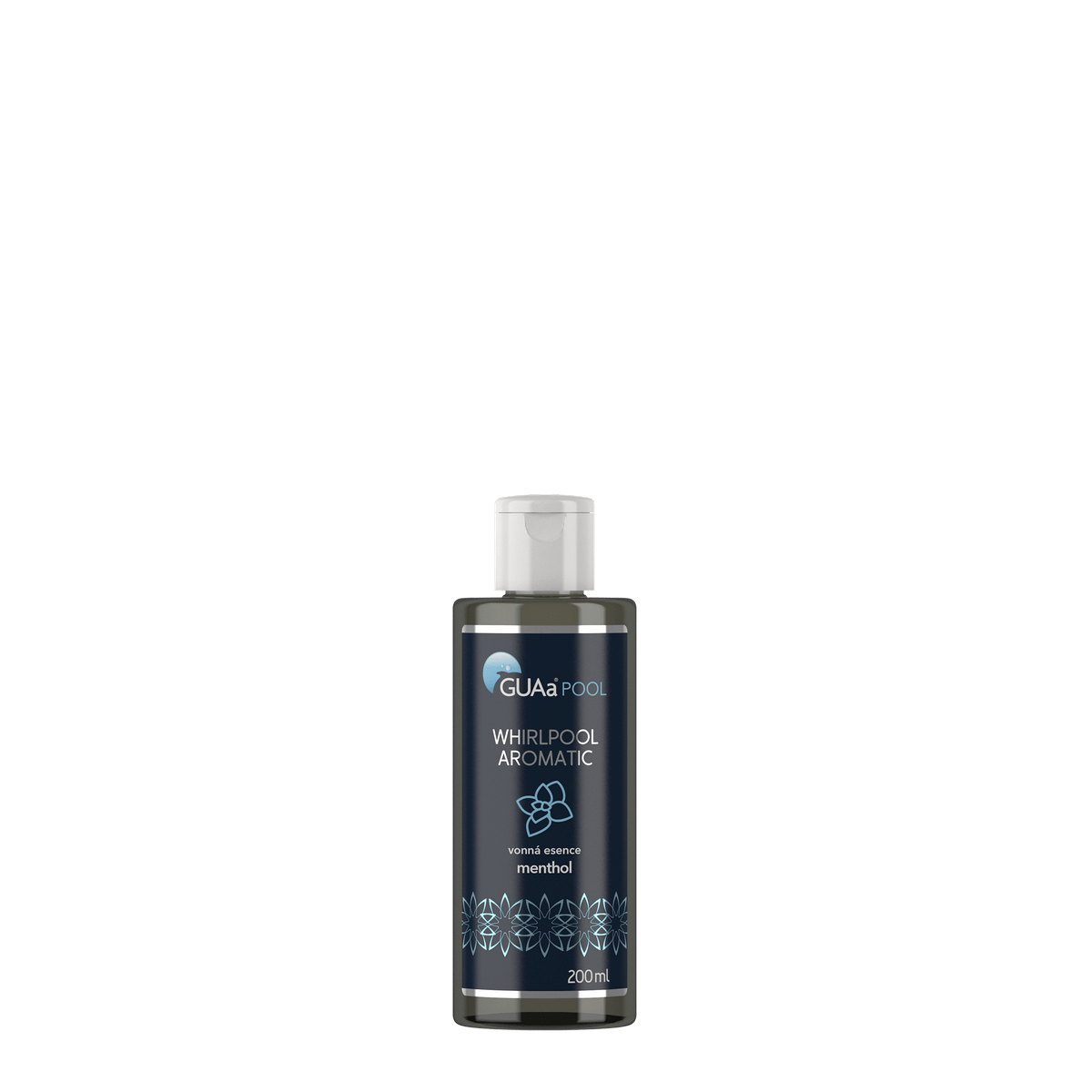GUAa POOL WHIRLPOOL AROMATIC - Menthol - vonná esence pro vířivé a masážní vany