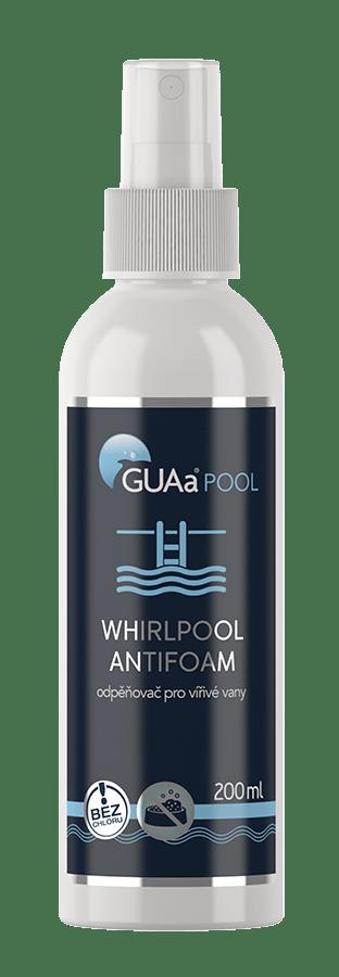 GUAa POOL WHIRLPOOL ANTIFOAM 0,2 l - odpěňovač pro vířivé vany